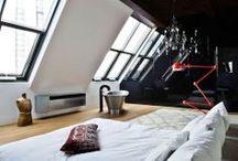 boudoir / Where you sleep needs to feel good.