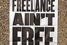 Design: Freelancing / Tips and tricks for aspiring freelance designers.