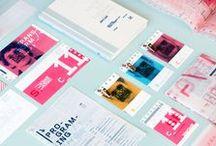 Design: Branding and Identity / Branding and brand identity inspiration.