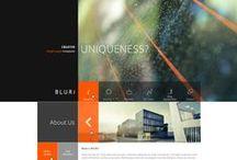 Design: Web / Web design inspiration.