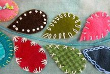 DIY: Sewing and Fabric Crafts / DIY inspiration for sewing and fabric crafts.