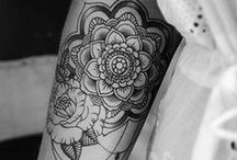 INSPIRACJE: Tatuaż/Piercing / Tattoo & piercing