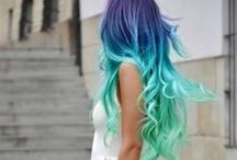 Style: Hair / Hair that I love and want.
