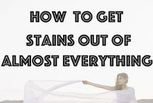 Cleaning Tips / Cleaning Tips