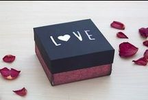 Valentine's Day Crafting / Inspiration for handmade items like valentine cards, jewellery, and gifts. The perfect way to show love, affection and friendship for that special someone.