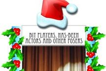 Book Giveaways & Gift Ideas / Check here for occasional giveaways of the Bit Players novels for musical theatre lovers. / by Bit Players - ideas for theatre lovers