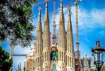 Barcelona 2015 / European Adventure #2 with Moxcey / Bohmann clans!