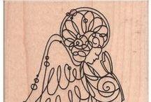 haft płaski  - emroidery