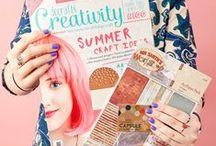 Creativity Magazine!