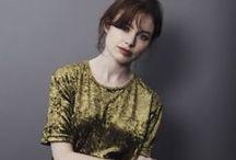 Sarah Winter / Actress Sarah Winter for The Picture Journal