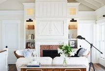 NEUTRALS / BEAUTIFUL WHITE ROOMS