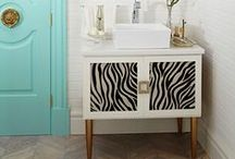 Bathrooms /  Inspiration for remodeling or designing your dream bathrooms