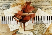 Piano/Music Stuff I Like / Anything that catches my eye musically! / by Barb Wagner