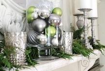 HOLIDAY HOME DECOR / IDEAS FOR CHRISTMAS DECORATION/ENTERTAINING