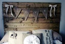 DIY - Pallet {Recreations} / Lots of Pallets ~ Lots of Ideas / by Melissa Willman