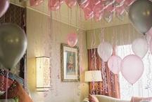 Events - {Birthdays} / by Melissa Willman