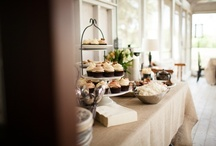 Events - {Shower} the People You Love With {Love} / Bridal and Baby Shower Ideas / by Melissa Willman
