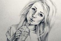 Art! ☮ / by Chloe Garner👑💖