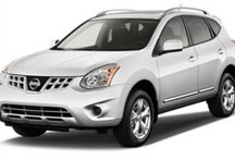 Nissan Rogue / by Jerry Seiner Nissan