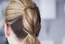 Hair / Hair styles, hair tips