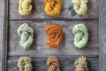 DIY - So Many {Colors} to Play With - {Natural Dye} / by Melissa Willman