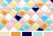 Around - I Dream in {Color} / Color Palettes / by Melissa Willman