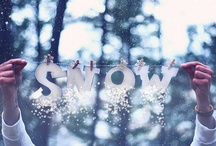 Winter Snow / If you wanted you could have winter twice a year, you just have to chase it. But there is only one Christmas and it's the time for family & friends, so stop chasing a dream and live it. / by Hannah Addyman