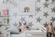 NURSERY / Sweet little nursery ideas for BeBe / by Lisa Mende Design = Interior Design