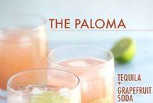 Cocktails / UNIQUE DRINK RECIPES
