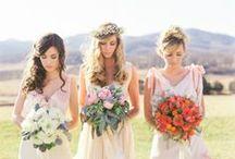 Bridal party / by POSH Bridal Salon - Lancaster, PA