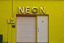 Neon is My Favorite Color / by Sally Smartypants
