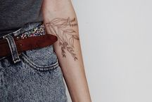 Tattoos: Flowers / by madison