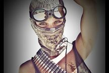 Burning Man / by Paloma Bonder