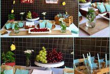 Lar tudo no lugar / Table setting Mesa posta fb.com/lartudonolugar