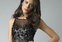 Basix party dresses / A lovely and sparkly brand that we carry at Posh! / by POSH Bridal Salon - Lancaster, PA