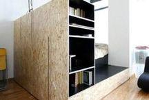Så här kan man designa till en lägenhet