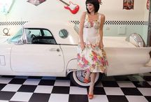 Betty Boop Fashion / Channel your inner Betty Boop in this gorgeous retro inspired range