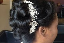 Local Salon Hairstyles / Our bridal hairstyle collaborations with salons in the area for this fall! / by POSH Bridal Salon - Lancaster, PA
