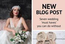 Wedding Blog Posts