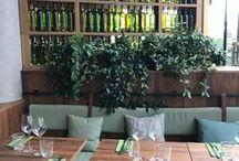 Villages Nature - Cépages / Cépages - elodie tornare intérieurs  Bar à vin et restaurant à Villages Nature Décoration intérieur / Interior Design