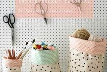 Petites idées // DIY / DIY / Craft / Creation / Ideas