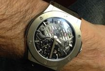 Luxury Watches / Luxury watches I meet on my way to becoming a little more wrist-educated. / by Jerome Pineau
