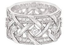 New & Noteworthy  / Pieces that are making waves in the jewelry industry.  / by Washington Diamond®