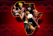From Africa It Is / by GRACE O. TV  & RADIO PERSONLITY