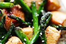 Favorite Recipes / by Rachel Stevens