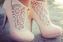 Shoes shoes shoes! / by Rachel Stevens