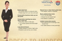 Women's Interview Attire / by University of West Georgia Career Services