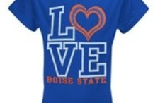 Boise State!!! / by Alyson McDonald