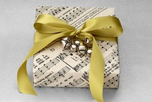 Wrap it up! / by Julia McBride