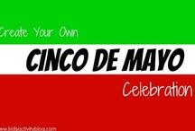 Cinco de Mayo / by Julia McBride